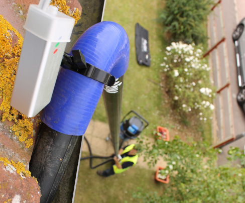 go gutter cleaning high wycombe